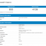 sharp fs8010 snapdragon 630