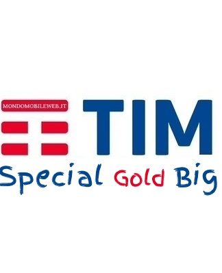 TIM Special Gold Big TIM Special Silver Big