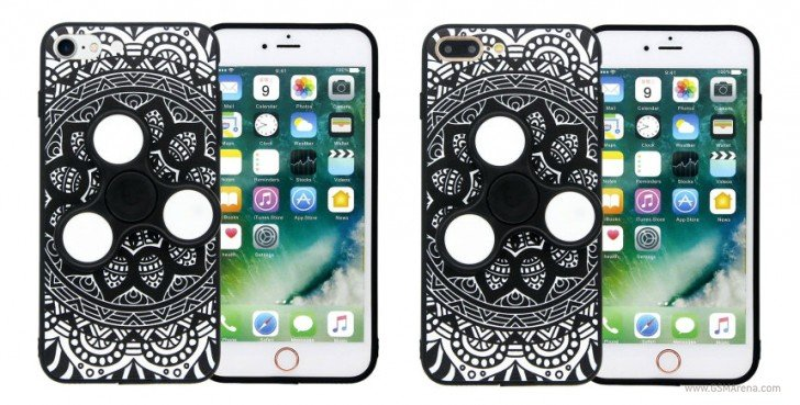 iphone 7 fidget spinner cover