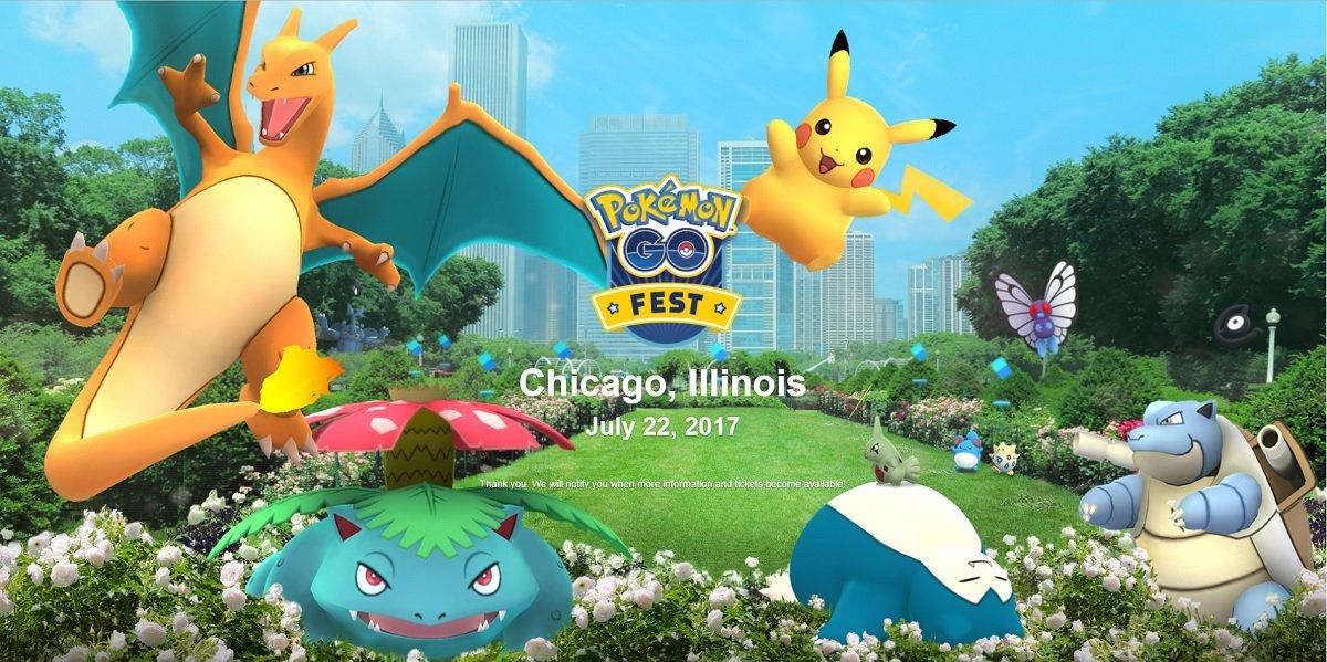 Pokémon GO Fest Pokémon Leggendari