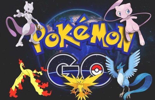 Pokémon Go anniversary update Pokémon Leggendari