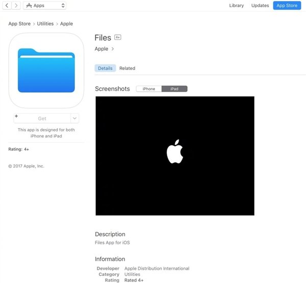 IOS 11: in arrivo il primo File Manager per iPhone?