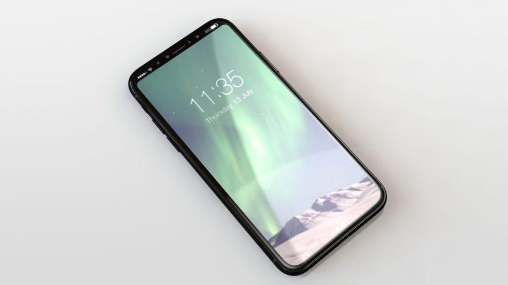 Apple iphone 8 LG OLED