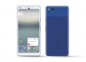Google Pixel XL 2 nuovi render