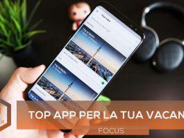 migliori app per viaggiare