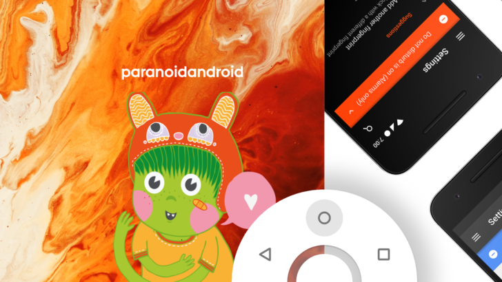 Paranoid Android Release 2