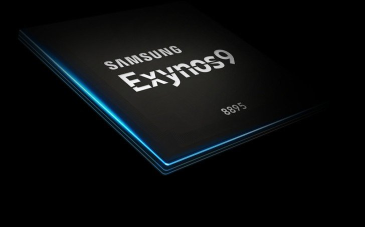 samsung exynos 8895 lte