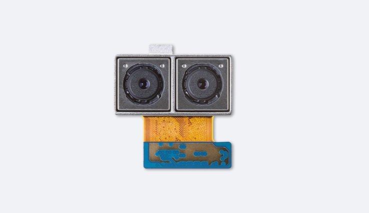Samsung Galaxy Note 8 dual camera
