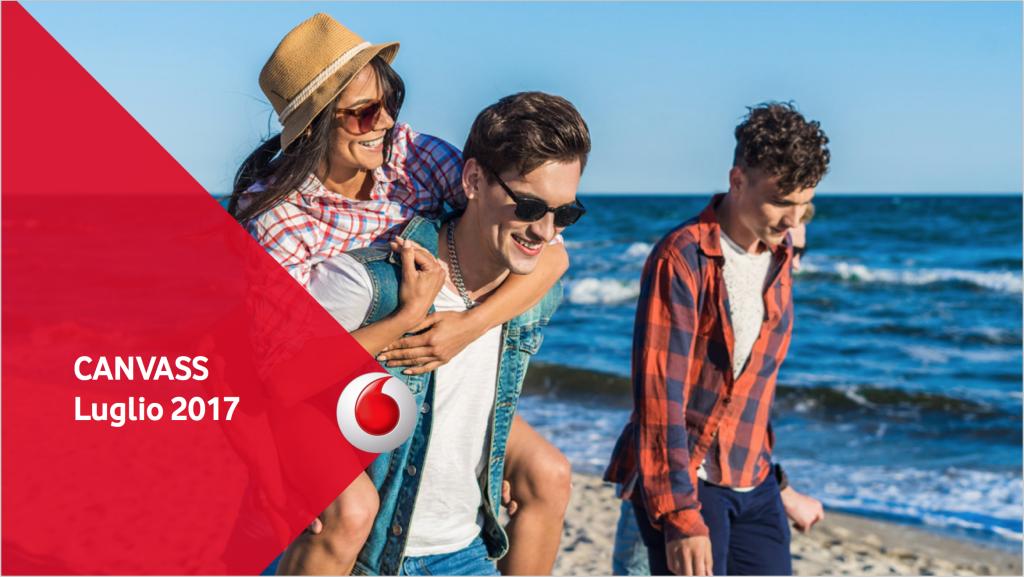 Vodafone estate 2017 ecco le promo mobile e telefonia for Magazzini telefonia discount recensioni