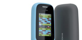 The All New Nokia 105