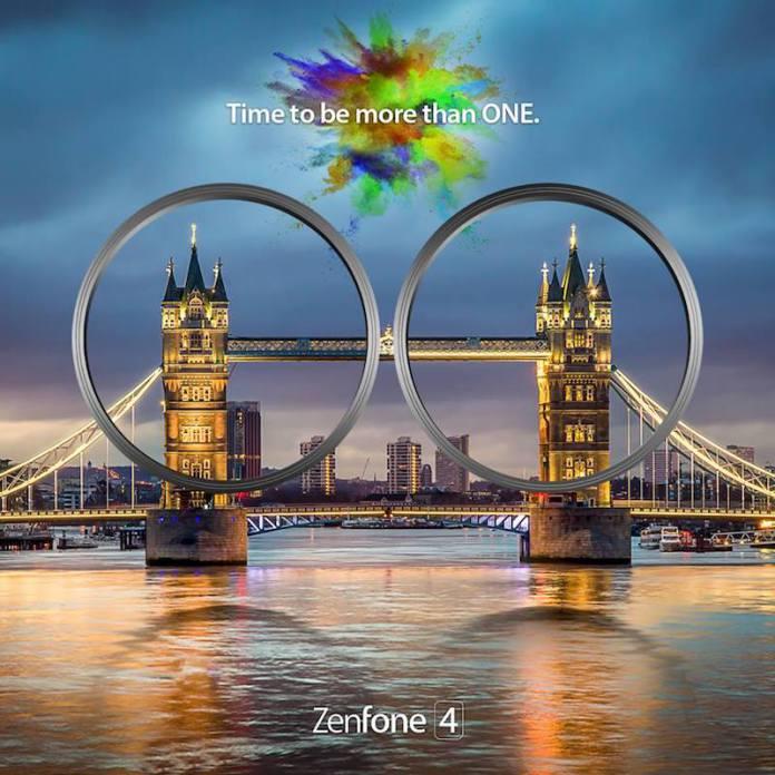 Asus Zenfone 4 Dual Camera invito