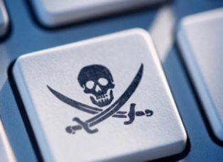 Facebook lotta pirateria video