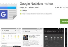 Google Noticias y Clima