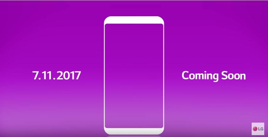 LG Q6 verrà presentato l'11 luglio