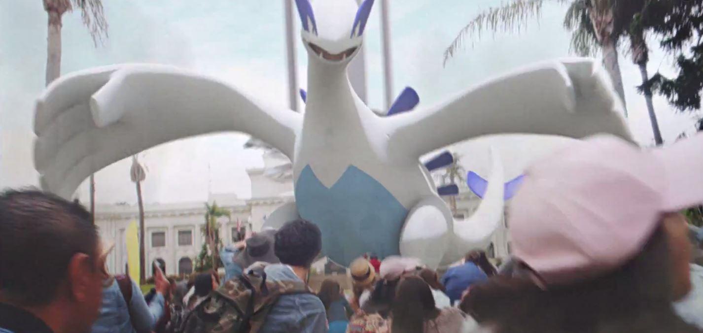 Lugia Pokémon GO