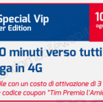 TIM Special Vip Summer Edition