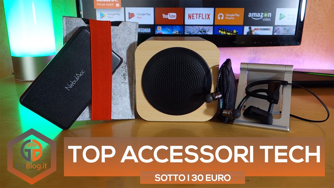Toptechnologie-accessoires