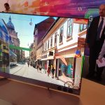 TCL XESS X2 smart TV Android