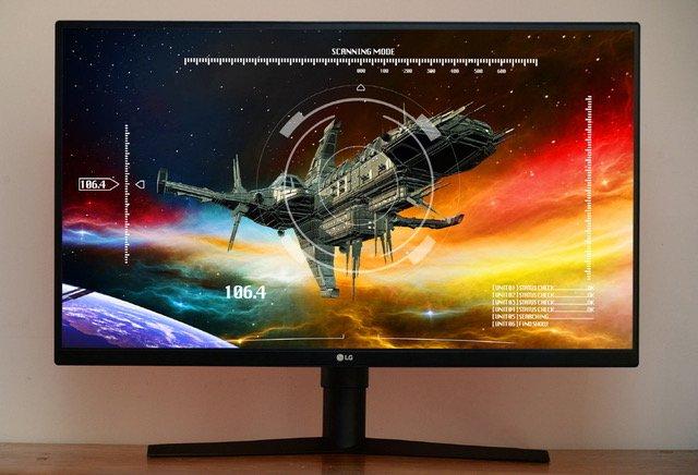 IFA 2017 LG monitor gaming