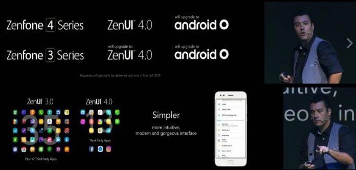 ASUS-Android-O-asus zenfone 3-asus zenfone 4