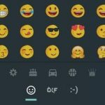 Android cambiare emoticon
