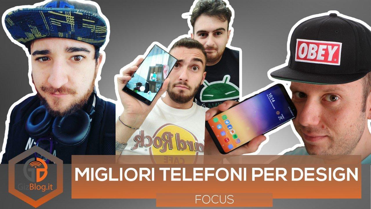 miglior design smartphone 2017