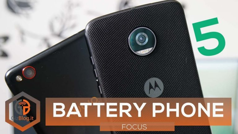 migliori battery phone