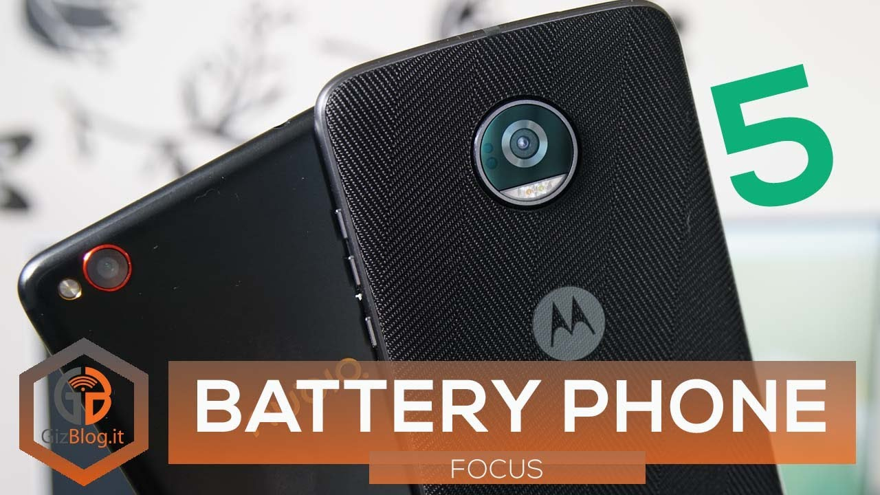 melhor celular com bateria
