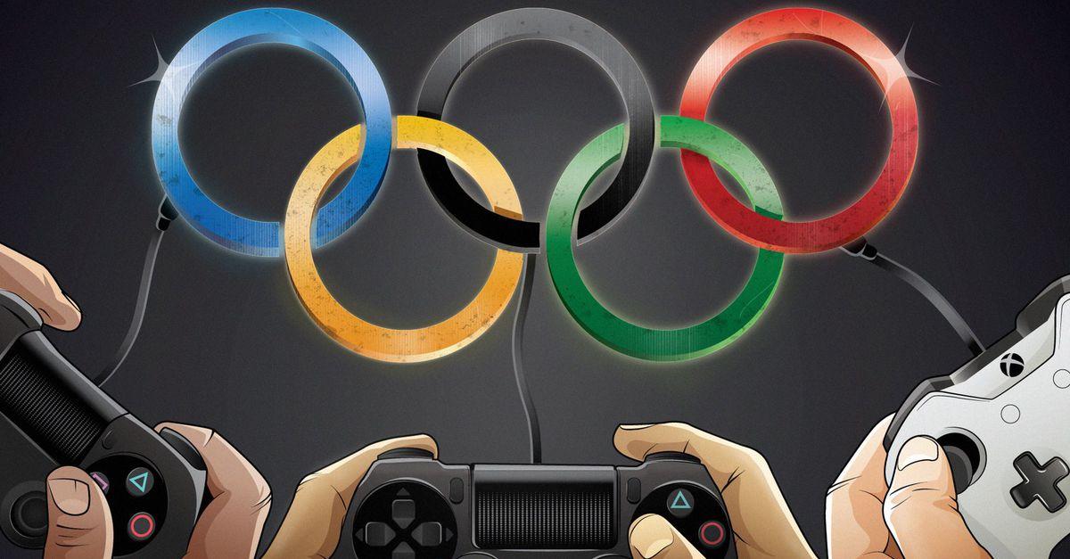 olimpiadi 2024 esports