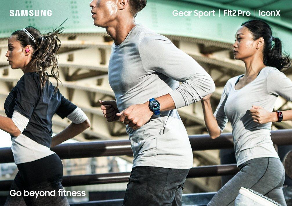 Samsung Gear Sport Samsung Gear Fit 2 Pro
