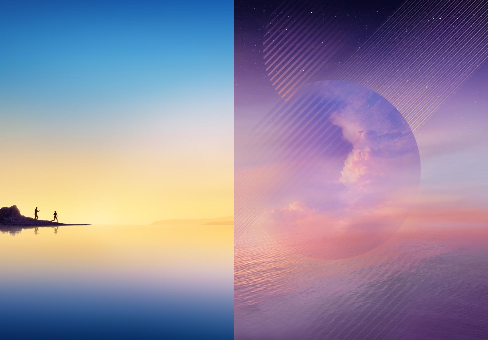Pubg Wallpaper For Note 8: Samsung Galaxy Note 8: Link Al Download Per Gli Wallpaper