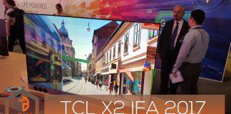 TCL XEES X2 copertina