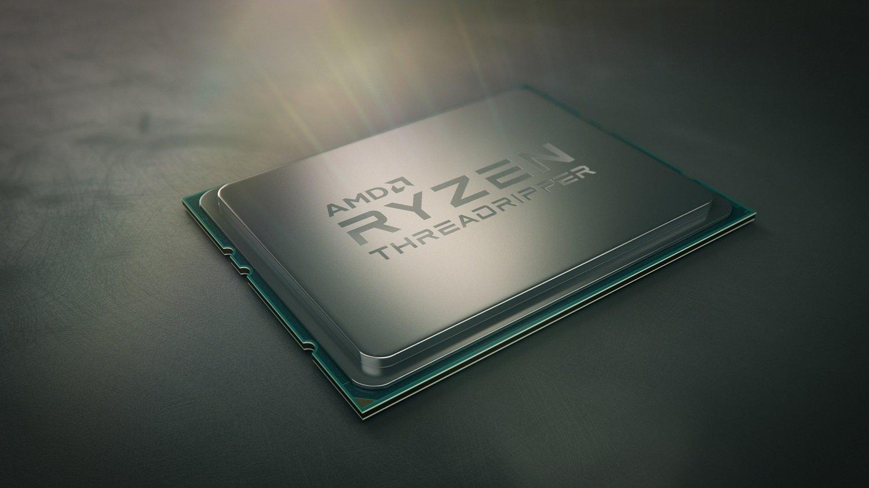 AMD RyzenThreadripper CPU