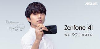 Asus Zenfone 4 presaentazione