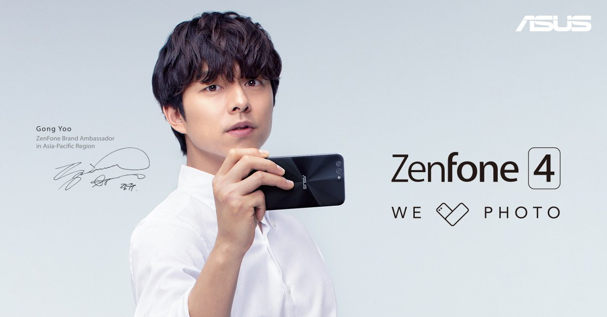 Introdução ao Asus Zenfone 4