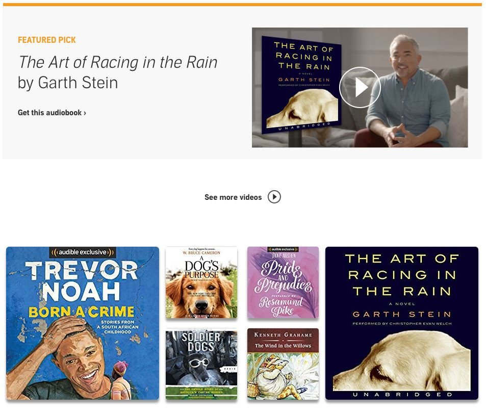 audible for dogs 3