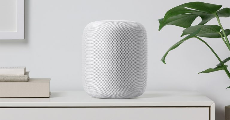 homepod display full