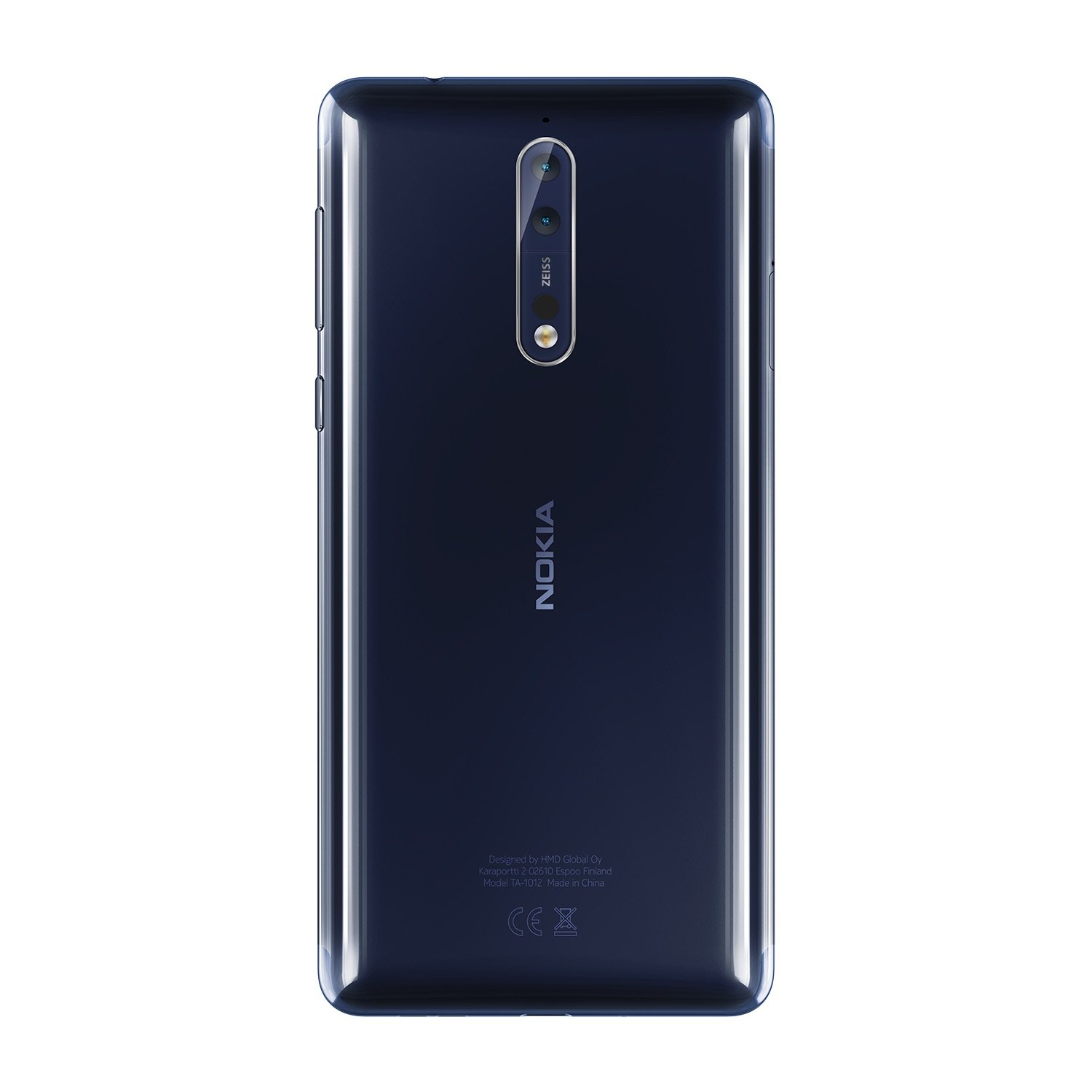Nokia 8 è ufficiale: Snapdragon 835, dual-camera e Pure Android