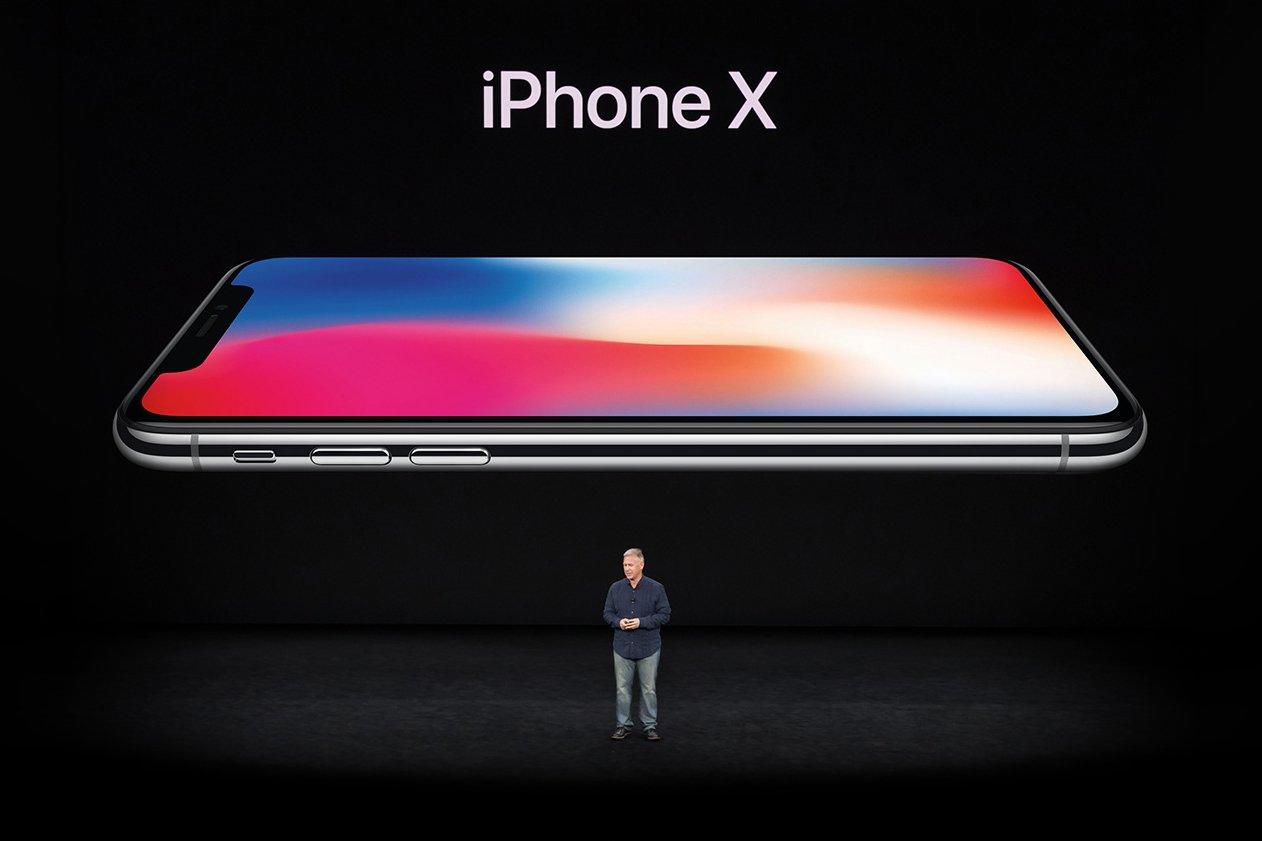 Apple-keynote-iphone-x