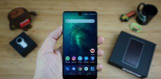 recensione essential phone