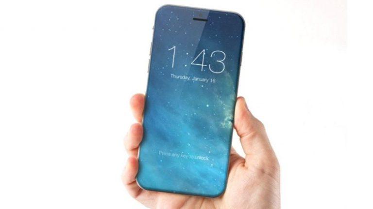 smartphone borderless concept iphone