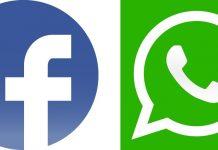 facebook-whatsapp-logo