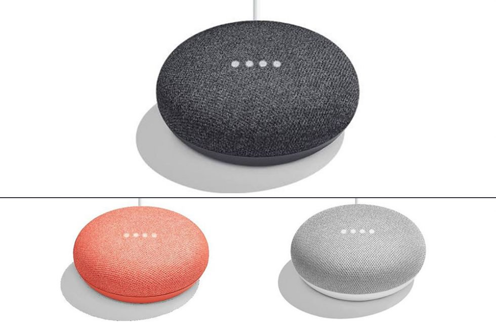 Google Home Mini immagini