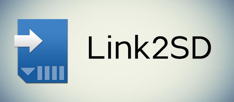 link2SD app di sistema app utente guida