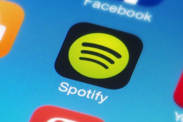 Spotify Apple Safari iphone