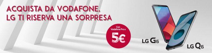 Vodafone LG G6 LG Q6