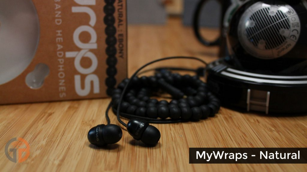 Recensione cuffie MyWraps - MyWraps Natural