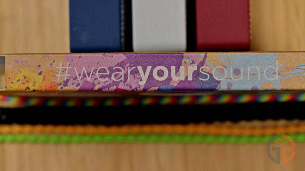 Recensione cuffie MyWraps - #wearyoursound