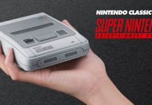SNES Classic Mini hack