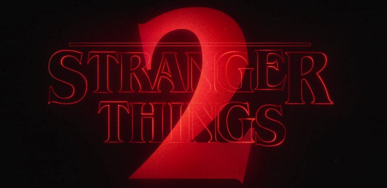 stranger things 2 serie netflix